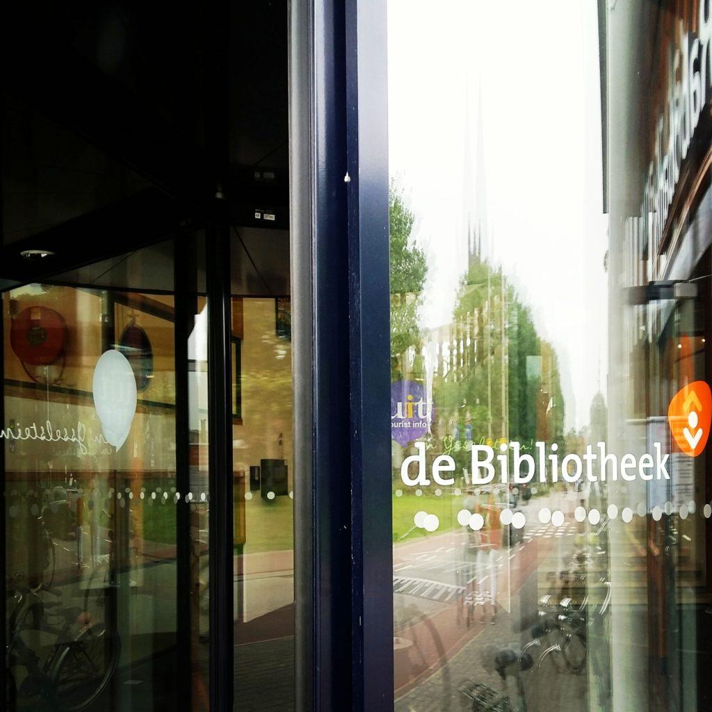 Bibliotheek Uit in IJsselstein