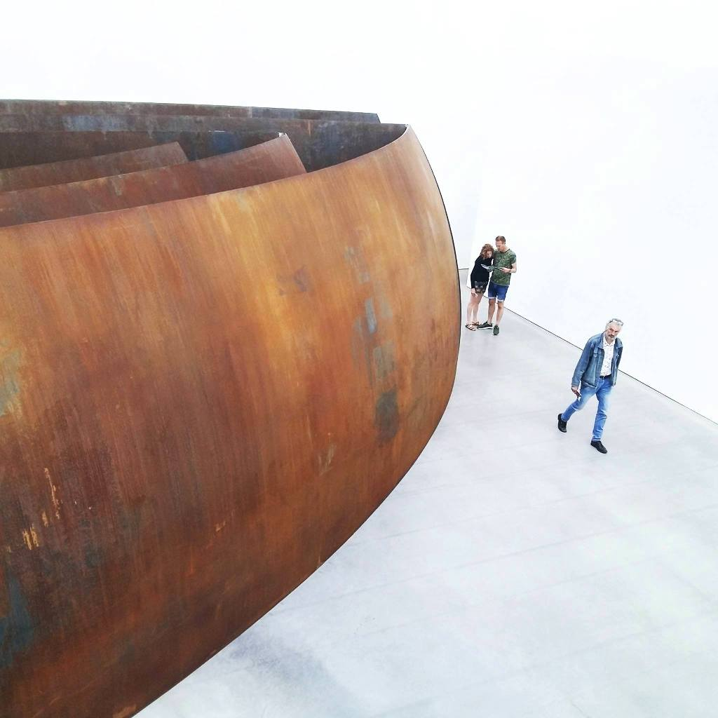 Richard Serra (Open Ended, 2007-2008)