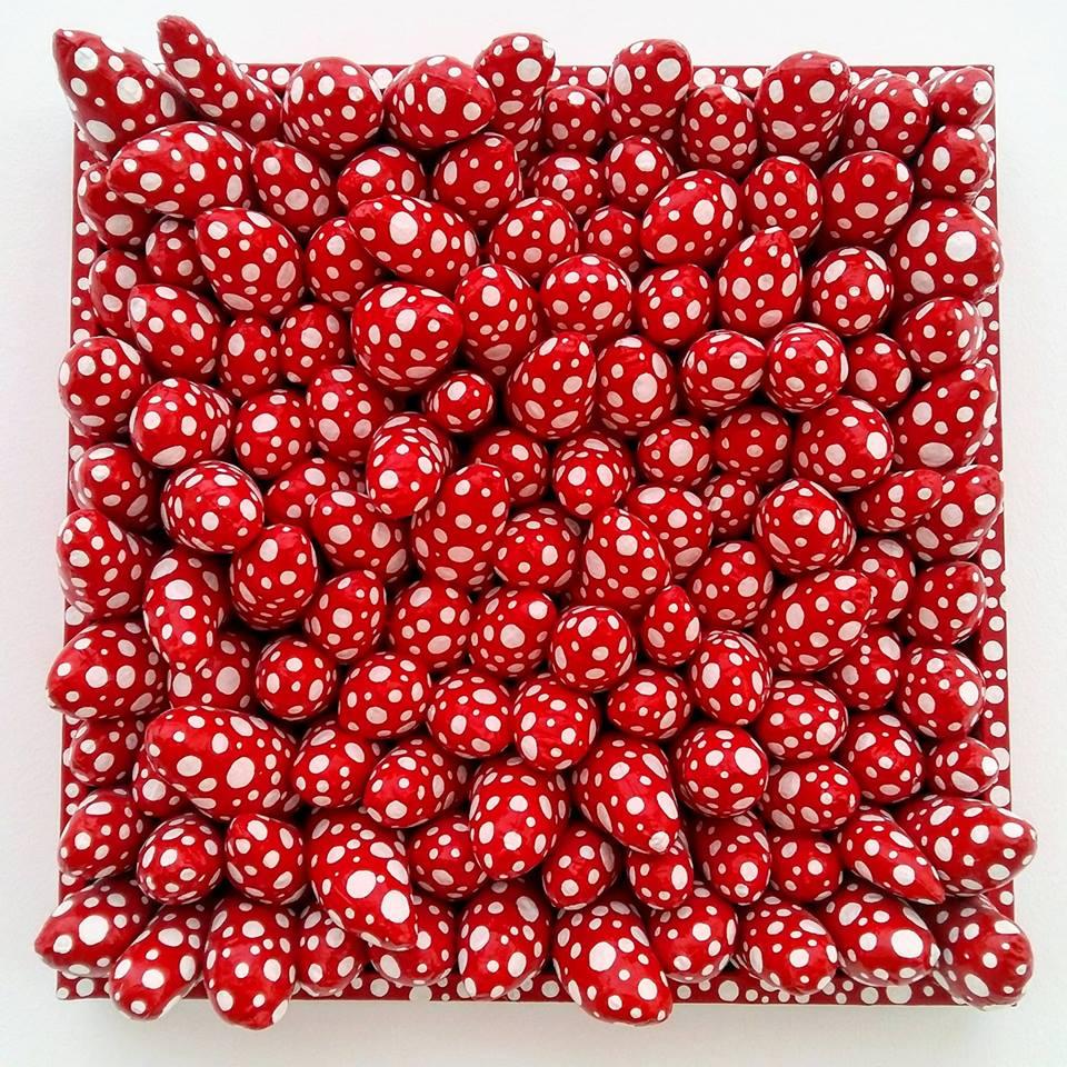 Yayoi Kusama - Dots (1999)
