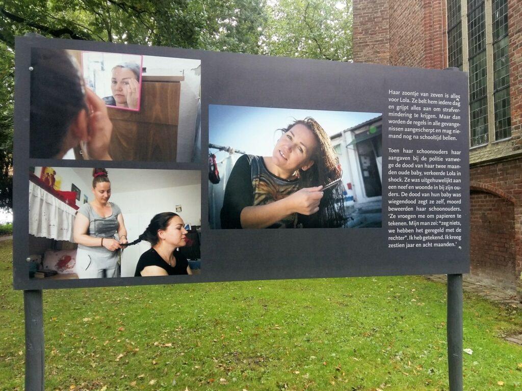 Veroordeeld, Fotografie expositie in IJsselstein blog door Liefs uit IJsselstein