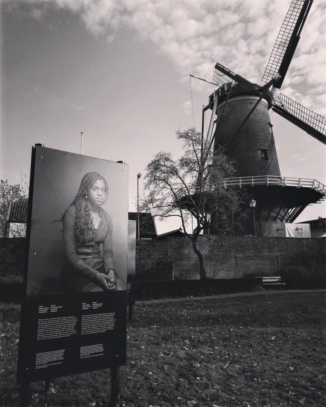 Expositie Museum IJsselstein Anoek Steketee foto Karin Doornbos bij molen de Windotter
